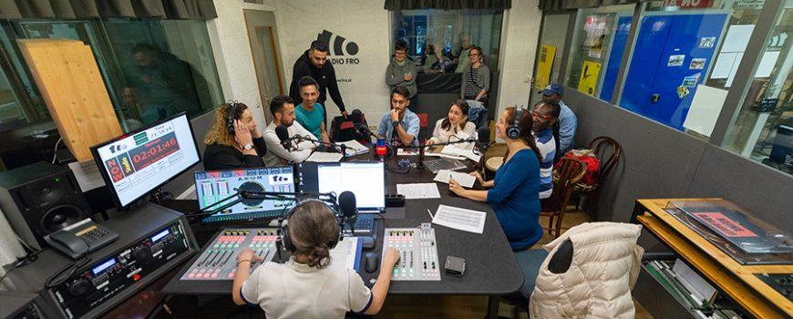Lehrredaktion 20: Crossmedialer Journalismus in Freien Medien