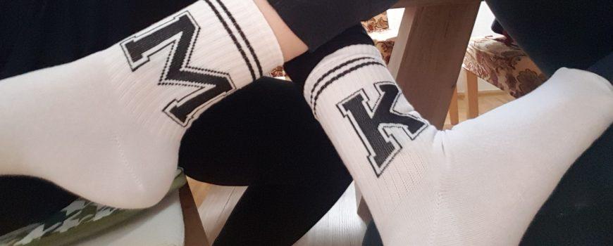 Spacegirls are cool Socks