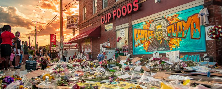 George_Floyd_Tributes_Outside_Cup_Foods_Minneapolis