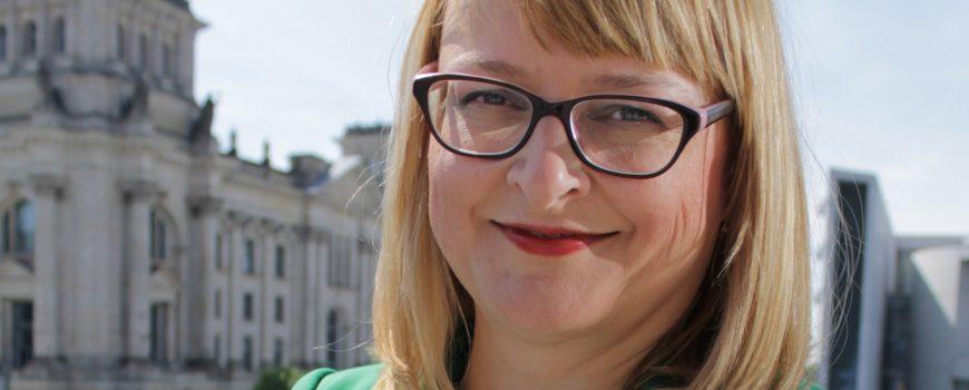 Joanna Maria Stolarek Joanna Maria Stolarek - Leiterin Heinrich Böll Stiftung Warschau