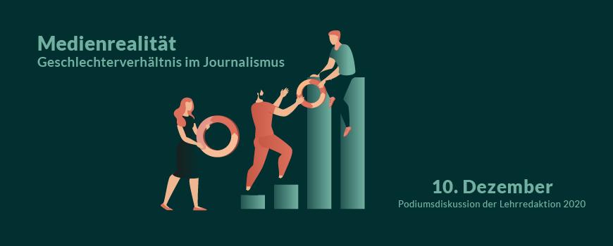 Wie steht es um das Geschlechterverhältnis im Journalismus?