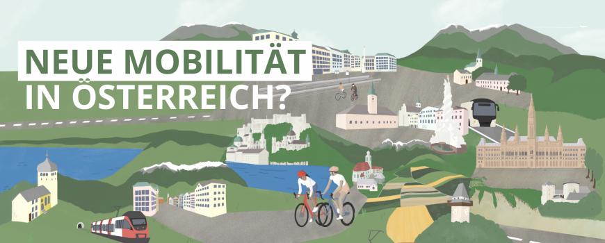 Freie Radios Kooperationsschwerpunkt 2020 Neue Mobilität in Österreich? Ein Radio-Roadtrip gibt Antworteng