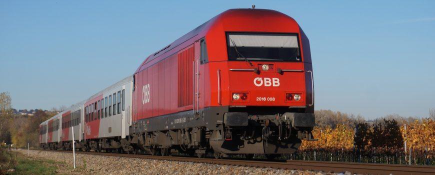 DSC05361 Regionalzug 6036 Krems - St. Pölten vor Einfahrt in Bf Furth-Palt
