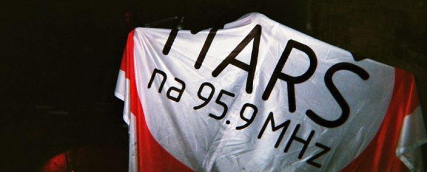 Marš zastava Mariborski radio študent