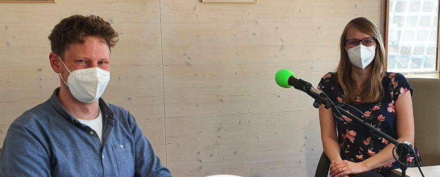 mk_ep2_1 mosaik·.·.klima - Folge 2: Ein Besuch im Umweltcenter Gunskirchen bei Leiterin Kristina Proksch