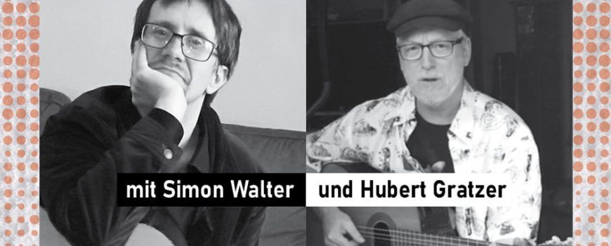 kulturwinter jukebox Simon Walter & Hubert Gratzer