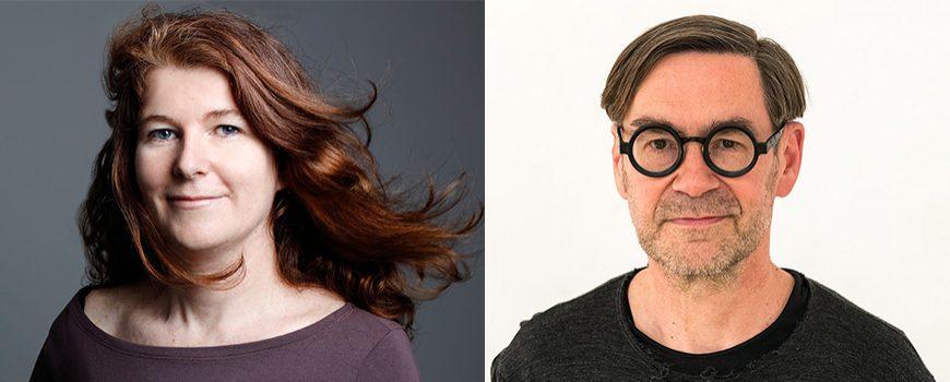 Renate Silberer und Robert Stähr
