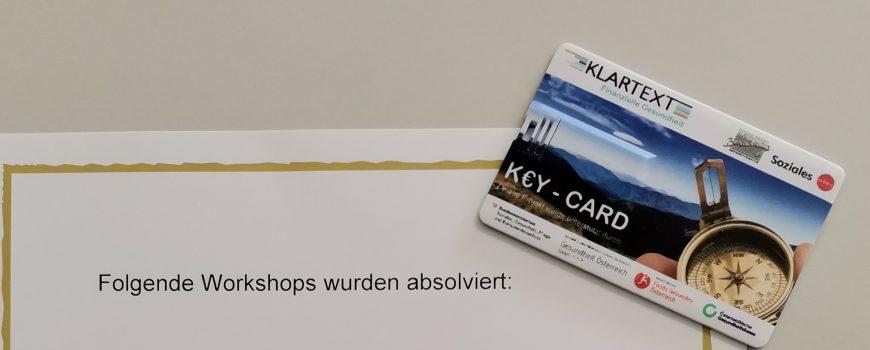 WS Abschluss VSG Linz Projekt Key Card