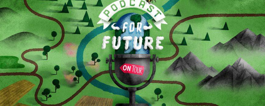 Podcast for Future: zu Gast in Linz