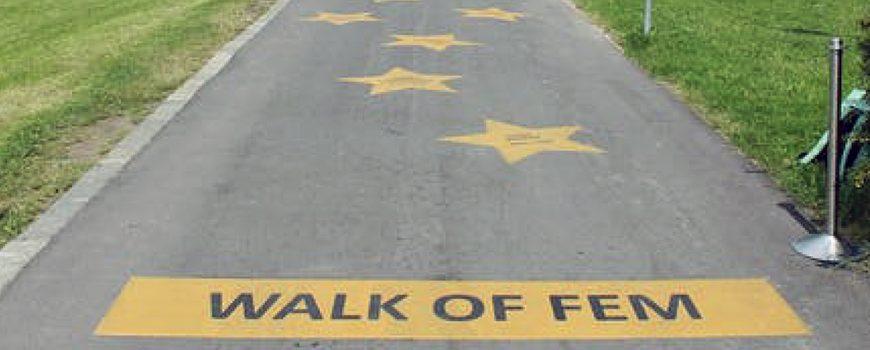 walk of fem 2021_X_XY walk of fem 2021_X_XY