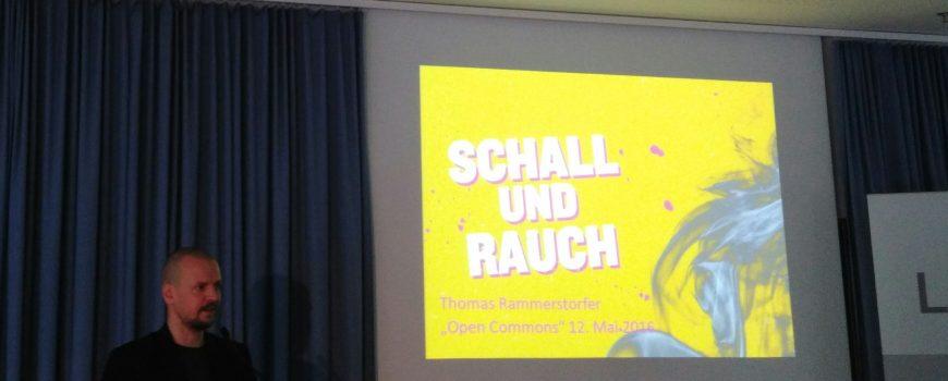 9cf6aa17de3021541d72eed72c9a8851.jpg Thomas Rammerstorfer ueber Verschwoerungstheorien im Web (Foto: Michael Diesenreither)
