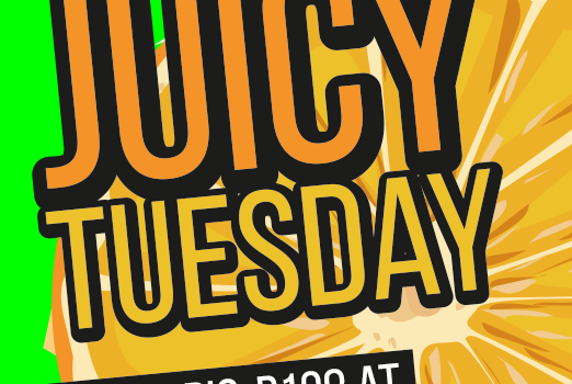 Juicy Tuesday