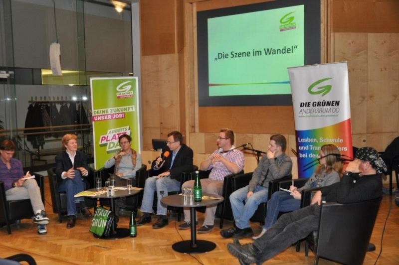 Schwul-lesbische Szene im Wandel ? - Radio FRO