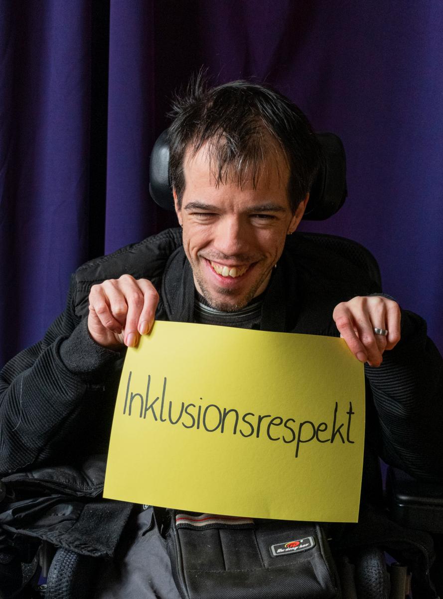 Harald, Sendungsmacher von Radiabled und No Handicap bei Radio FRO