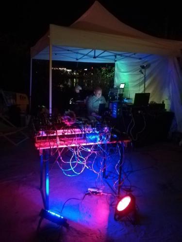 Klangwolke 2020 - Radio FRO Aussenstudio 24h live