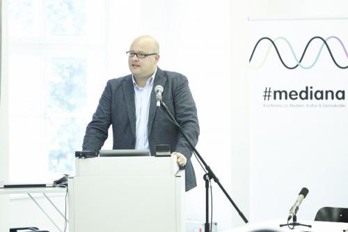 Leonhard Dobusch (zivilgesellschaftlicher Vertreter CCC im ZDF Fernsehrat)IMG 4256