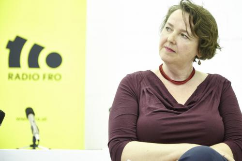 Sigrid Ecker (Radio FRO) IMG 4400